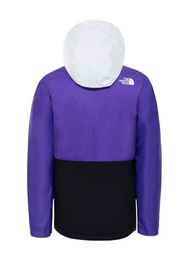 The North Face Freedom Insulated Kız Çocuk Mont Mor Mor